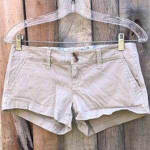 American Eagle Outfitters Stretch shorts 0